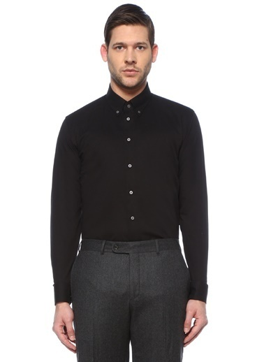 Beymen Gömlek Siyah